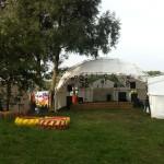 3 tents
